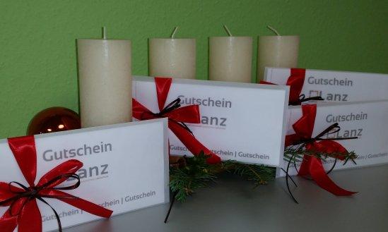 Geschenkgutscheine von Lanz Services