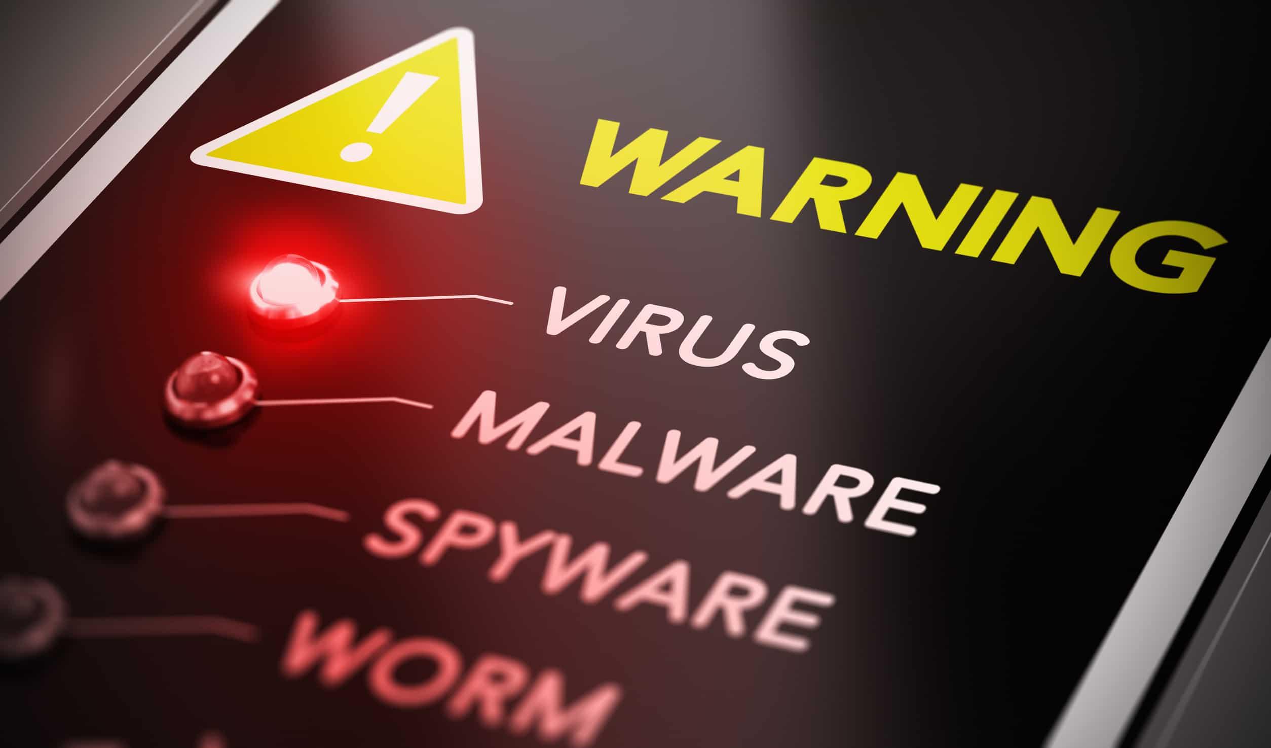 Virus, Malware, Spyware, Locky und Co. bei der Lanz Services GmbH