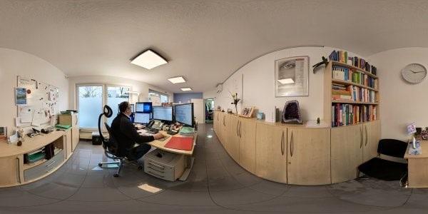 Lanz Services 360 Grad von uns - 720 Grad für unsere Kunden