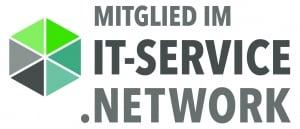 Wir sind Mitglied im IT-Spezialisten Netzwerk