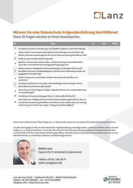 Checkliste-Datenschutz-Folgendabschaetzung