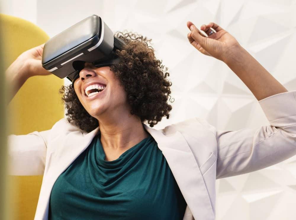 VR Brille