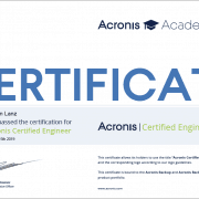 Zertifikat_Stefan_Lanz_Acronis_Certified_Engineer_Backup