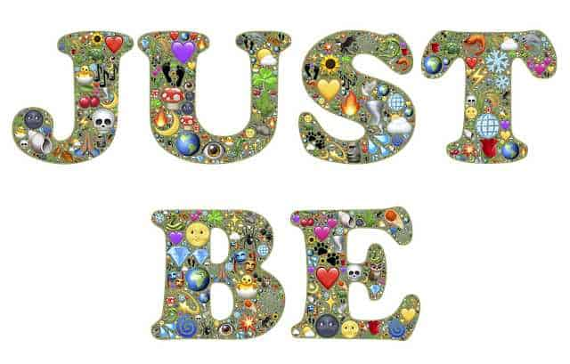 just_be